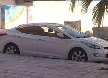 Available for rent! Hyundai Avante 2012