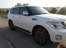 Gasoline Fuel/Power   Nissan Patrol 2014