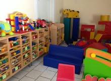 معدات و اجهزة لروض والتعليم الاولي