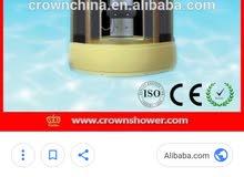 مسبح سونا بدون مكينة بخار جديد غير مستعمل للبيع