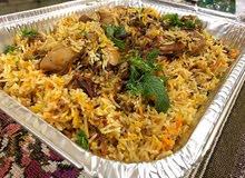 برياني هندي ( شغل البيت)homemade Indian biryani