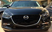 Gasoline Fuel/Power car for rent - Mazda 3 2018