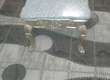 صالون دمياطي 2 كتبه و 2 كرسي وطاولة وفرشه