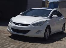 Hyundai Elantra made in 2013 for sale