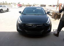 Hyundai Elantra made in 2016 for sale