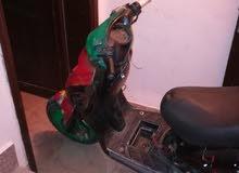 Used Aprilia motorbike up for sale in Aqaba