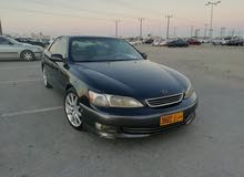 Gasoline Fuel/Power   Lexus ES 2001