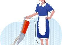 مطلوب عاملات منزليات للسعودية