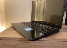 لابتوب hp شاشه لمس نظيف جدا HP 15-r100 Notebook PC series