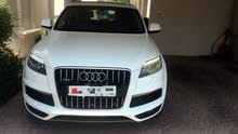 1st owner Audi Q7