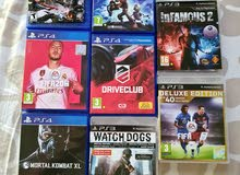 ps4, ps3 games