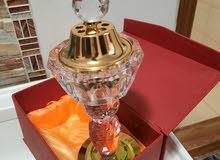 stylish Bukhoor burner with box