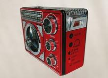 راديو 3*1 كشاف وصب   - راديو يجيب معاك قنواتك الجميله وتقلب علي FM او AM