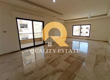 شقه مميزه للبيع في اجمل مناطق دير غبار مساحتها 220 متر في الطابق الثاني