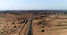 فرصة ممتازة لتملك ارض سكنية بالاقساط بمنطقة الياسمين - خلف حديقة الحميدية -عجمان OO