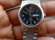 vintage west end co. Swar prima black dial watch