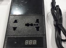 محول من كهرباء السياره الي كهرباء منزلي لغايه 1000واط مع شاحن موبايلات