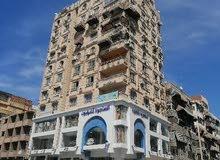 شقه للبيع في برج هلا فوق النساجون الشرقيون اللي في شارع النصر وأسوان