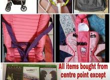 kids stuff and xbix cd s for sale