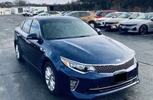 Kia Optima 2018, Full options