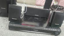 panasonic home theater speaker working only Only DVD system not working