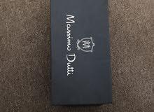حذاء ماسيمو دوتي الاصلي 100 % جلد طبيعي