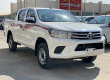 Toyota Hilux 2016 4x4 Automatic