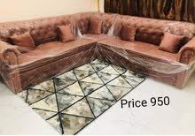 ريلي أفضل مجموعة للبيع  this is big offer for new corner sofa set
