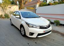 TOYOTA COROLLA 2.0 XLI 2015 MODEL CAR FOR SALE