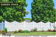 Wooden Fence  Picket Fence  Garden Fence  wall Fence Suppliers uae