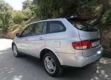 جيب سانغ يونغ كوري 2008 بحالة ممتازة قابل للبدل بسيارة احدث