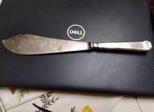 طقم سكاكين مابين اند ويب يدات من الفضة