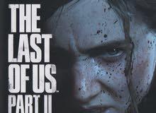 مطلوب لعبة the last of us part 2 مستعملة