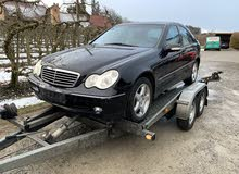 Used 2002 Mercedes Benz C 200 for sale at best price