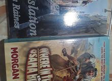 Two books for sale
