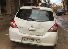 Available for sale!  km mileage Nissan Tiida 2010