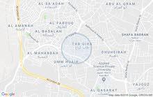 دوار أبو نصير قرب مدارس ابن باجه شقه مميزه للعرسان أو العائله صغيره