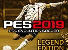 حصريا Pro Evolution Soccer 2019 Legend Edition *للكمبيوتر فقط*