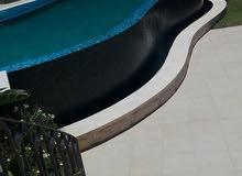 تنفيذ برك سباحة -ساونا - جاكوزي- بخار -نوافير