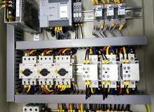 تصميم تنفيذ صيانة إصلاح لوحات التحكم