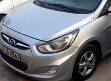 Hyundai Accent 2015 for rent per Week