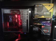 computer gaming  للبيع مستعمل