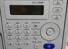 طابعه كمبيوتر 4in1 sumsung scx3400f