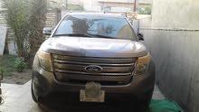 Gasoline Fuel/Power   Ford Explorer 2014