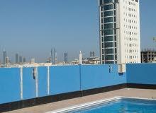 للايجار شقة ثلاث غرف مفروشة في الرفاع 360 د ب