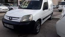 Manual White Peugeot 2011 for sale