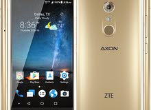 ZTE  Axon 7   شبه جديد بكامل ملحقاته