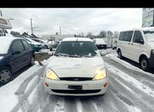+200,000 km mileage Ford Focus for sale