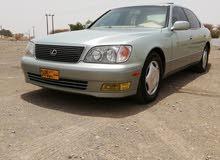 Gasoline Fuel/Power   Lexus Other 1999