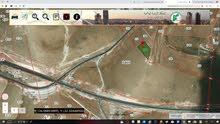 3800 متر قطعه ارض على شارعين بالقرب من شارع جابر الرمثاء